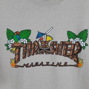 Thrasher Magazine Tiki T Shirt